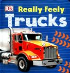 Picture of Really Feely Trucks Board Book