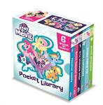 Picture of My Little Pony (Film Tie In) Pocket Library Board Book