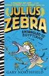 Picture of Julius Zebra Entangled with the Egyptians