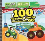 Picture of Spiral Bound 100 Tractors Trucks And Things That Go