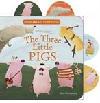Picture of Slide And See Three Little Pigs