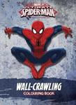 Picture of Spider Man Wall Crawling Colouring Book