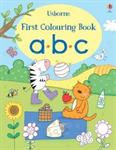 Picture of First Colouring Book ABC