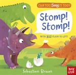 Picture of Can You Say It Too Stomp Stomp Board Book