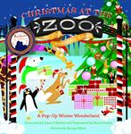 Picture of Christmas At The Zoo A Pop up Winter Wonderland