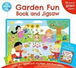 Picture of Garden Fun Book & Jigsaw Box Set
