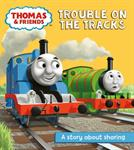Picture of Thomas Really Useful Stories Trouble On The Tracks Sharing P