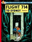 Picture of Flight 714 to Sydney