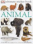 Picture of Animal Ultimate Sticker Book