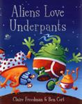 Picture of Aliens Love Underpants