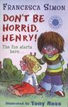 Picture of Dont Be Horrid, Henry!