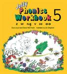Picture of Jolly Phonics Workbook