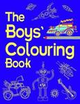 Picture of The Boys Colouring Book