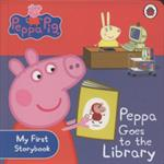 Picture of Peppa Goes to the Library