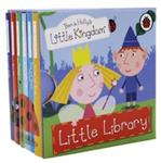 Picture of Ben and Hollys Little Kingdom Little Library