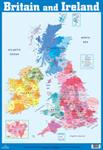 Picture of British Isles and Ireland Wall Chart