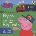 Picture of Peppa and the Big Train