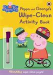 Picture of Peppa Pig: Peppa and Georges Wipe-clean Activity Book