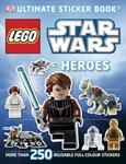 Picture of Lego  Star Wars Heroes Ultimate Sticker Book