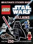 Picture of Lego Star Wars Villains Ultimate Sticker Book