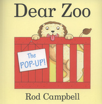 Picture of The Pop-up Dear Zoo