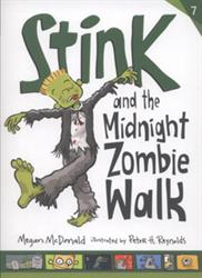 Picture of Stink and the Midnight Zombie Walk