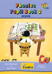 Picture of Jolly Phonics Pupil Book 2 in