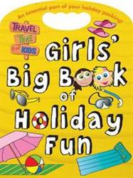 Picture of Girls Big Book of Holiday Fun