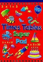 Picture of Times Tables Pad