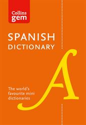 Picture of Spanish dictionary