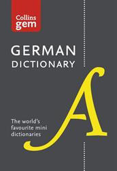 Picture of German dictionary