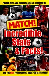 Picture of Match football facts book