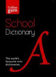 Picture of Collins Gem school dictionary