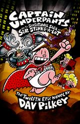 Picture of Captain Underpants and the sen