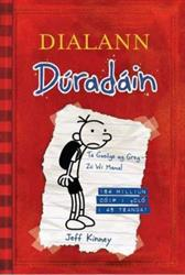 Picture of Diary of a Wimpy Kid as Gaeilg