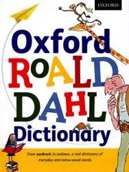 Picture of Roald Dahl dictionary