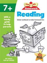 Picture of Help with Homework Reading 7+