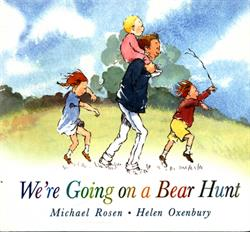 Picture of Were Going on a Bear Hunt N/E Board Book