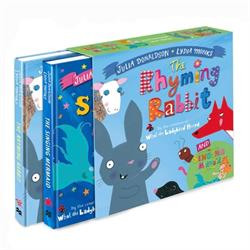 Picture of Singing Mermaid And The Rhyming Rabbit Board Book