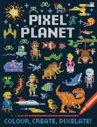 Picture of Pixel Bumper Pixel Planet