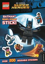 Picture of Lego Dc Batman Sticker Book