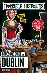 Picture of Horrible Histories Gruesome Guides Dublin N/E