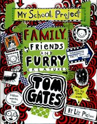 Picture of Tom Gates 12 Family Freinds And Furry Creatures