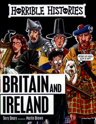 Picture of Horrible History Of Britain And Ireland  N/E