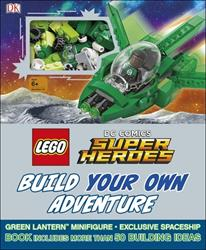 Picture of Lego DC Comics Super Heroes Build Your Own Adventure