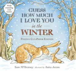 Picture of Guess How Much I Love You in the Winter Cut Paper Ed