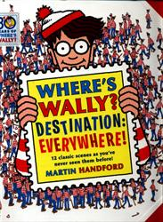 Picture of Wheres Wally Destination Everywhere