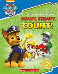 Picture of Paw Patrol Ready Steady Count