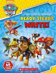 Picture of Paw Patrol Ready Steady Write