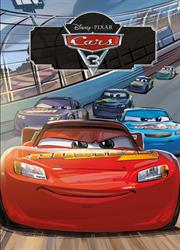 Picture of Disney Pixar Cars 3 Padded Classic